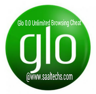 Glo 0.0 unlimited browsing cheat