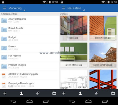Box Cloud Storage Apps Android