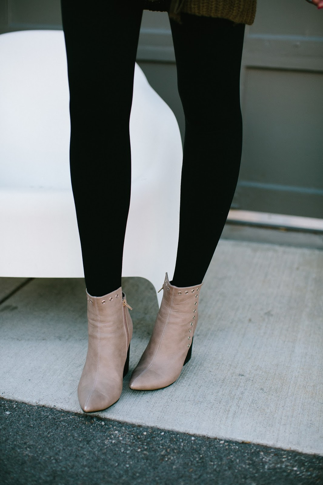 Fall Booties, Booties, BLANQI Leggings