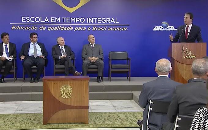 Ceará recebe R$ 40 milhões para construção de novas escolas em tempo integral