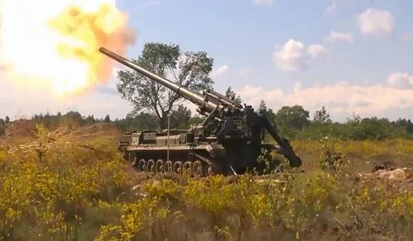 Βίντεο-ντοκουμέντο: Η ανηλεής σύγκρουση στην Ουκρανία συνεχίζεται – Ποτάμια αίματος…