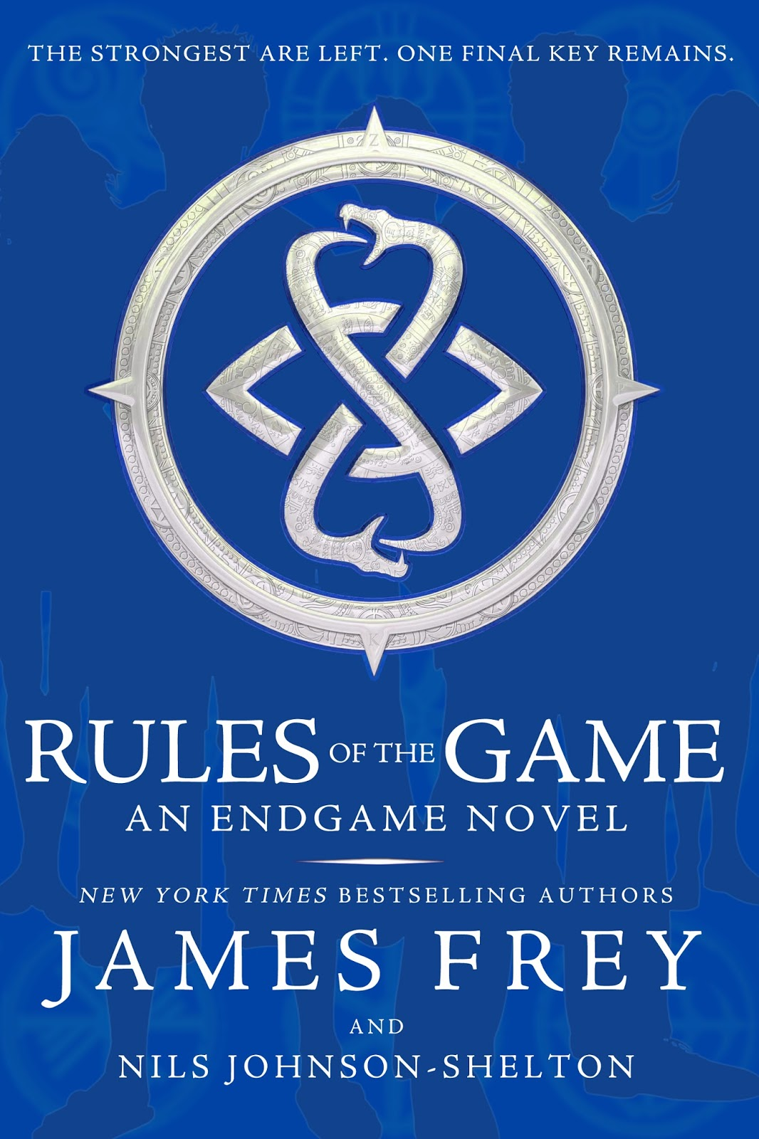 Rules of the Game by James Frey and Nils Johnson-Shelton