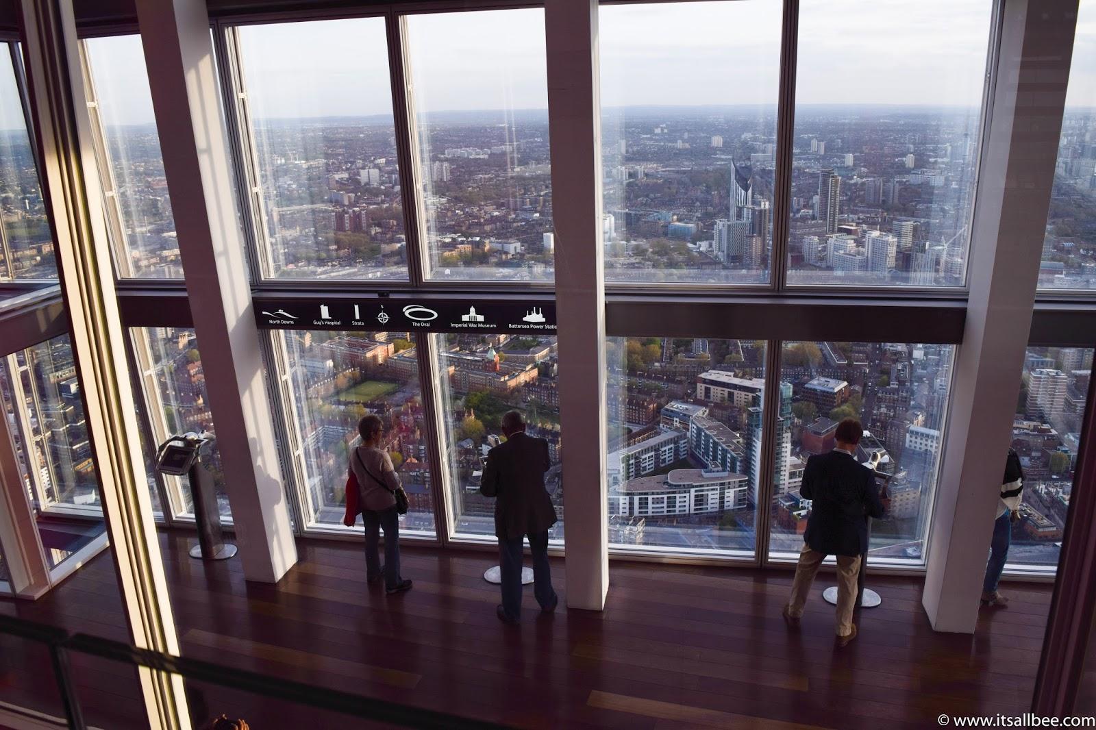 Views From The Shard | Shard London