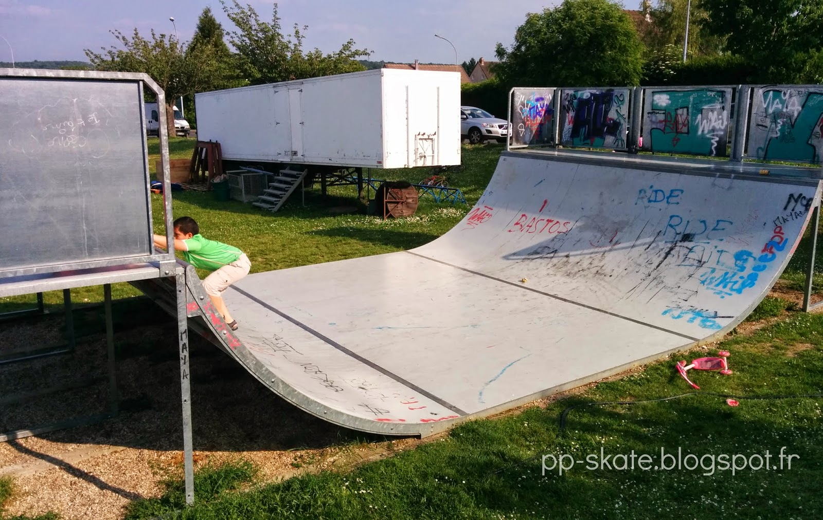 Skatepark Etrechy