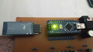 Cara Masuk AT Command Bluetooth HC-05