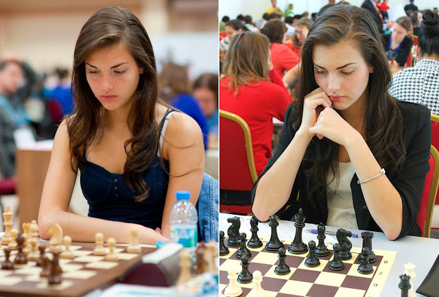 Alexandra Botez, cantiknya bukan main