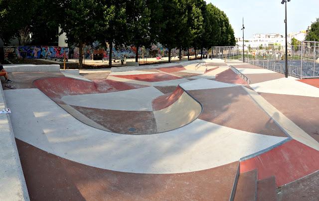 skatepark saint-denis 93