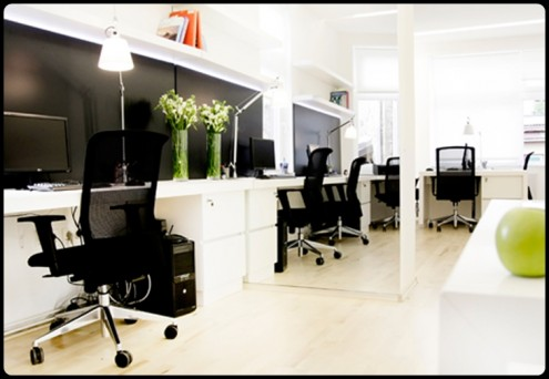 Studio Interior Design Of Firma Office
