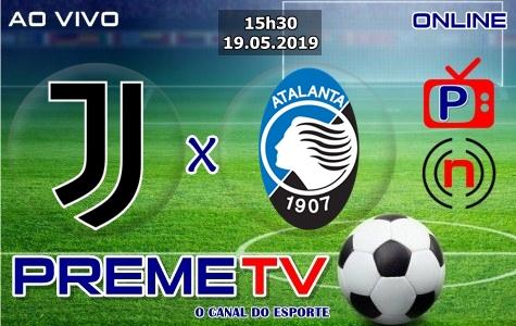 Juventus x Atalanta Ao Vivo