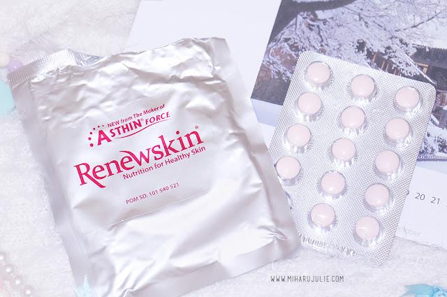suplemen untuk merawat kulit