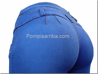 Pompis arriba jeans, Pantalones colombiano de mayoreo, Fida, ciclon