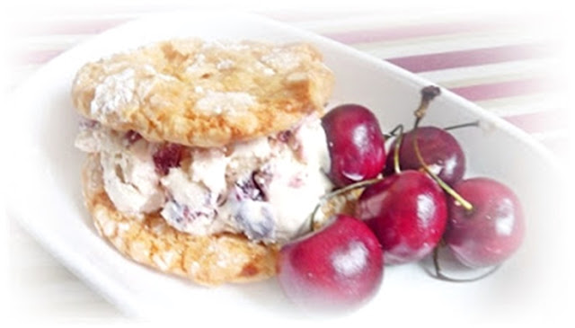 homemade-cherry-ice-cream-sandwich