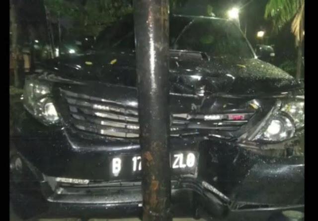GNPG: Banyak Kejanggalan di Kecelakaan Novanto