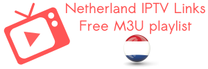 Netherland NPO SBS Free IPTV Playlist M3U List