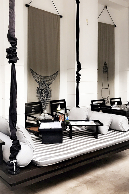Location meets Luxury at the Park Hyatt, the only luxury hotel in downtown Siem Reap