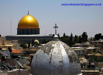 Sejarah Yerusalem Tiga Agama Satu Bangsa