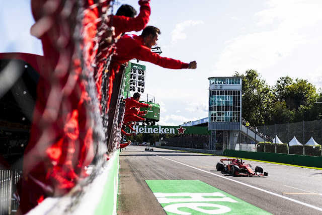 Ferrari Formula 1 drivers