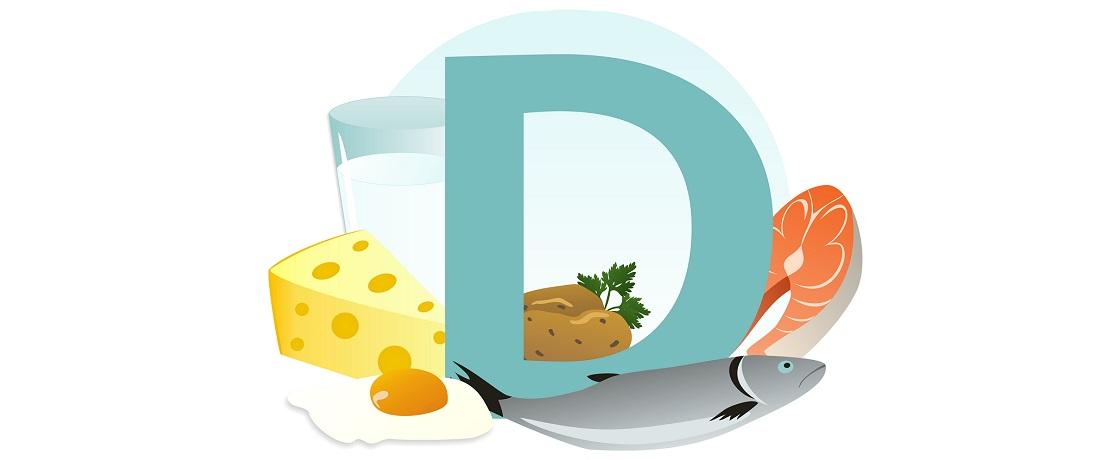 похудение и витамин д