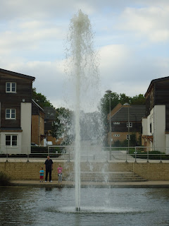 The Fountain at Ashland Milton Keynes