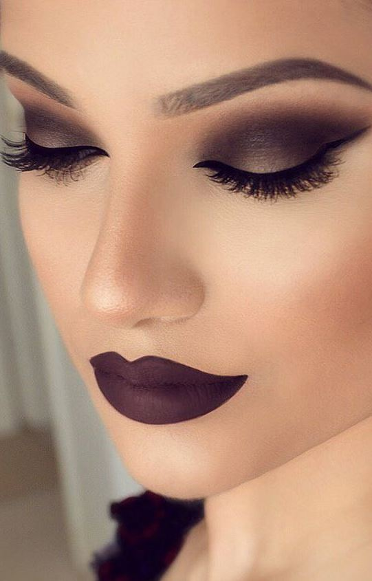 sexy smokey eye makeup