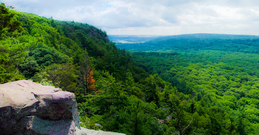 Devils Lake East Bluff