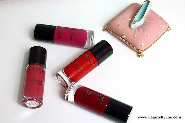 http://www.beautybylou.com/2015/09/revue-swatchs-avis-matte-muse-lipsticks-kiko.html