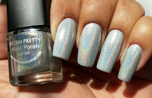 Born Pretty Store holo polish