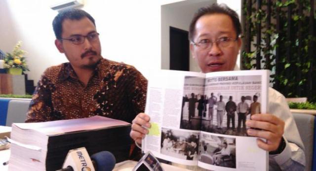 Pihak Ahok Janji Tunjukkan Bukti Telepon SBY-Ketua Umum MUI dalam Sidang