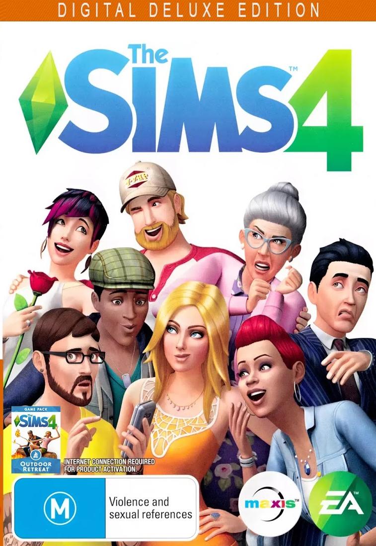 The Sims 4 Todas as Expansões [+City Living] + Pacotes de jogo + ...