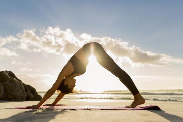 Gerakan Yoga yang Mampu Atasi Stres