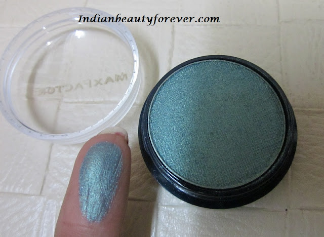 Maxfactor Earth Spirits Eyeshadow in Ultra Aqua