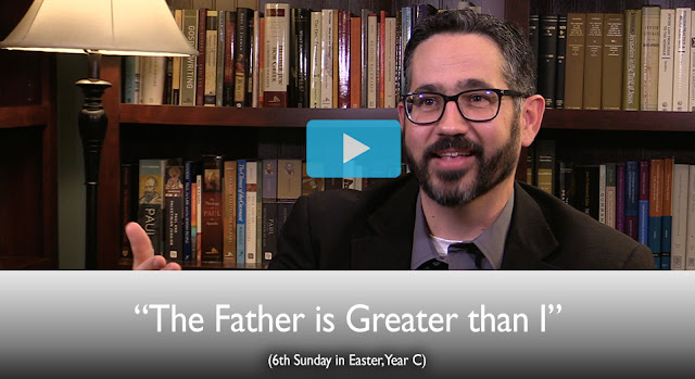 The Mass Readings Explained: The Father and I are One
