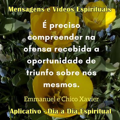 As mais belas mensagens de Chico Xavier e Emmanuel