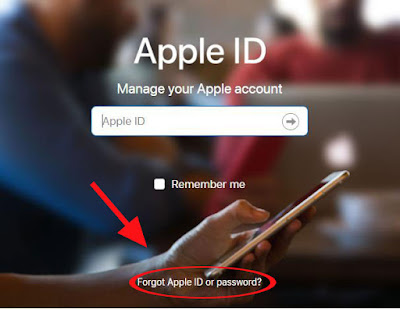 forget iTunes password