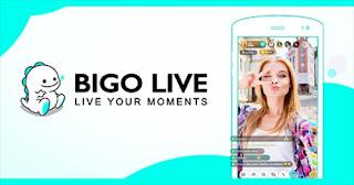 1 Star di Bigo Live Berapa Ditaksir Jika Ditukar dari Beans ke Rupiah (Bonus Gaji dari Viewer yang WOW!)