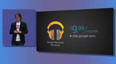 Google Play Music - All Access
