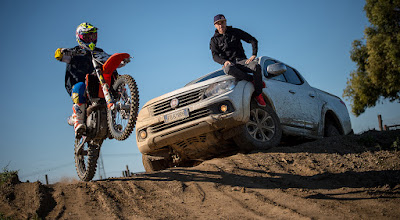 Η Fiat Professional είναι ο επίσημος συνεργάτης του Παγκόσμιου Πρωταθλήματος FIM MXGP Motocross