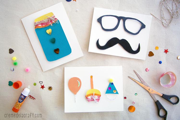 DIY 3D Greeting Cards