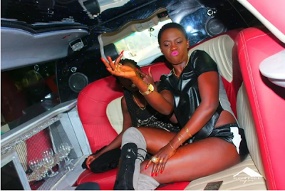Video:Kenya's richest singer who has five children with different men cries for a husband