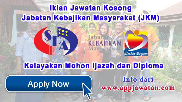Jawatan Kosong Jabatan Kebajikan Masyarakat Kelantan 2018 ...