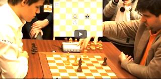 Magnus Carlsen Make Brilliant Comeback vs Peter Svidler World Chess Blitz Championship