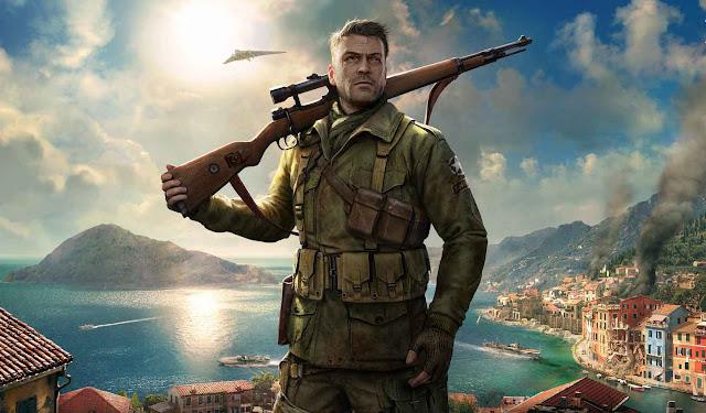 Spesifikasi (System Requirements) PC Game Sniper Elite 4