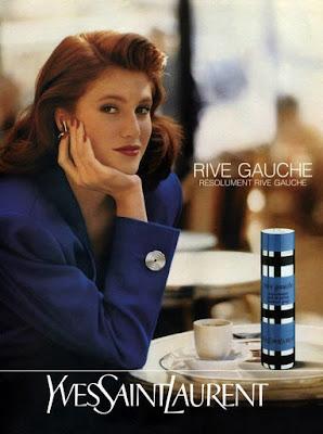 RIVE GAUCHE de Yves Saint Laurent. El retorno de la eterna parisina.