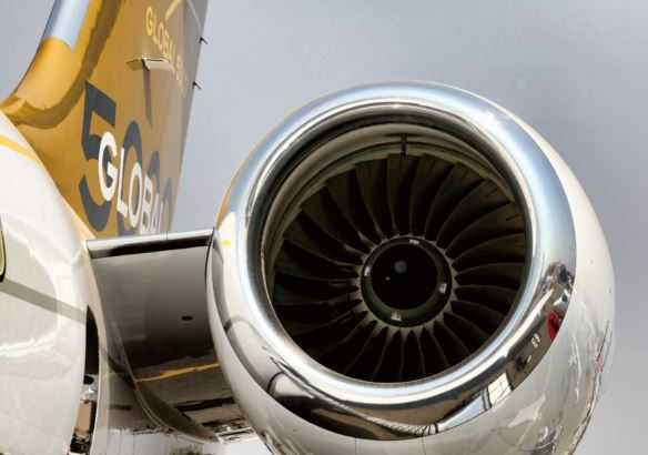 Bombardier Global 5000 specs