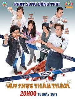 Phim Ẩm Thực Thần Thám -SCTV9