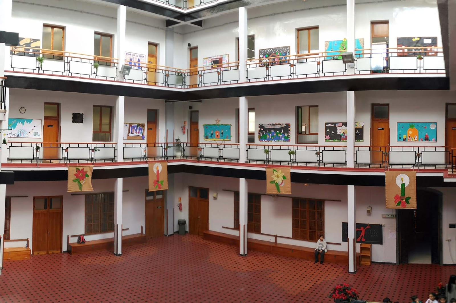 Epv colegio san jos dominicas feliz navidad for Escuela de decoracion