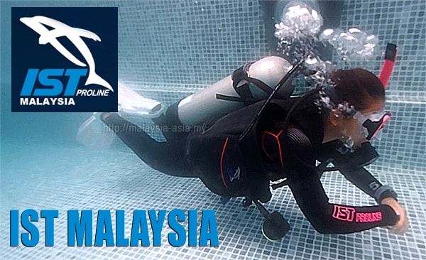 Diving Equipment IST Malaysia