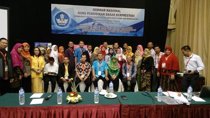 Seminar Nasional Kesharlindungdikdas Tahun 2017