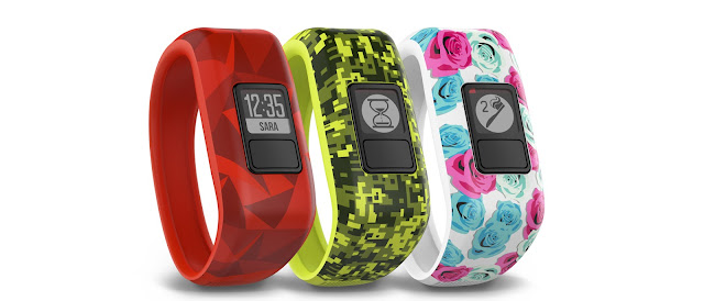 2016 Garmin has been reported fitness tracker for kids, named Garmin Vivofit Jr
