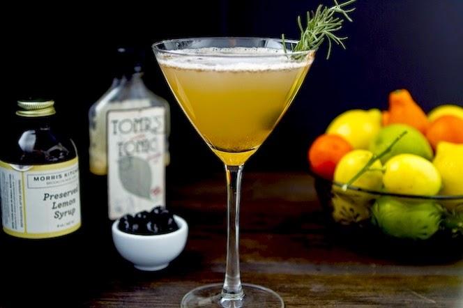 Citrus Rosemary Spitzer